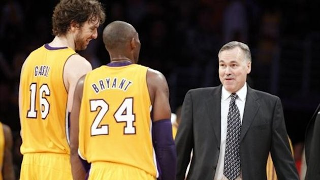 2012-13, NBA, Los Angeles Lakers, Mike D'Antoni, Pau Gasol, Kobe Bryant
