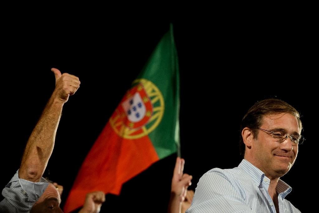 The three leaders vying for power in Portugal