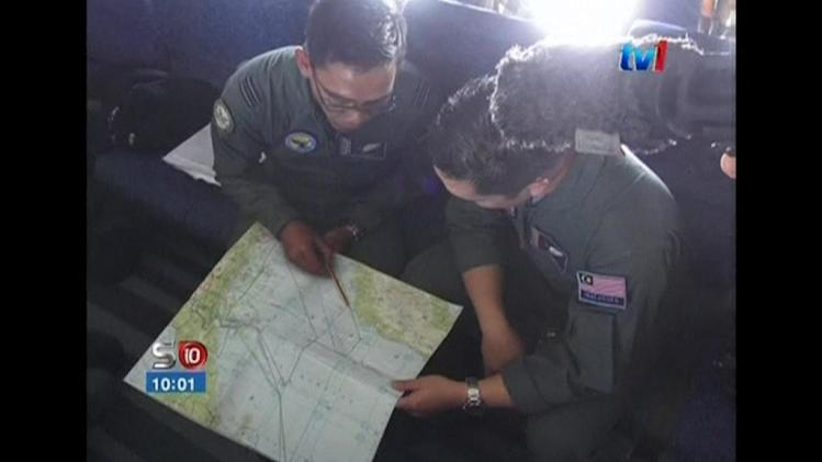 Missing plane search enters fifth day