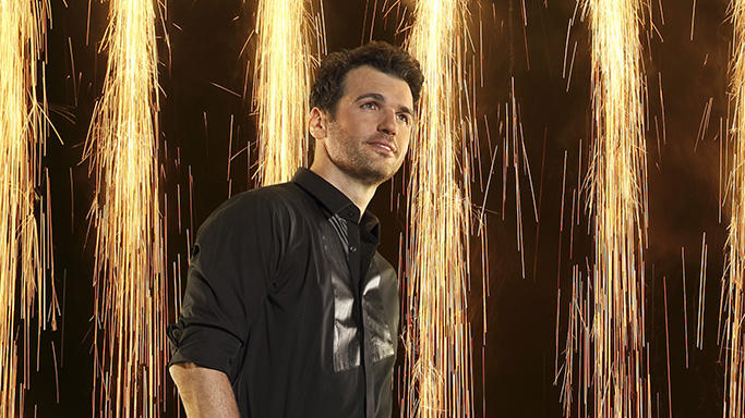 """Dancing with the Stars"" Season 16 TONY DOVOLANI"