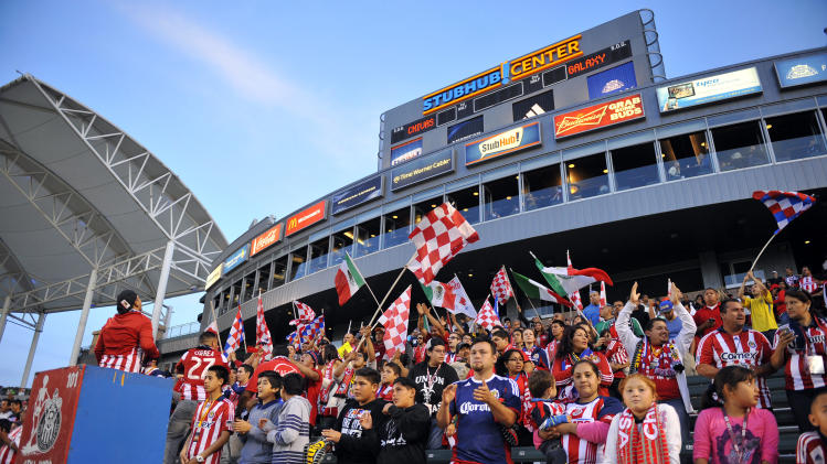 MLS: Los Angeles Galaxy at Chivas USA