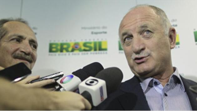 World Cup - Scolari: Spain should not be favourites