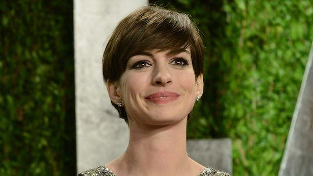 Anne Hathaway to Conquer Broadway?