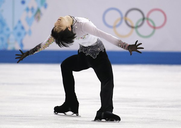Olympics men's figure skating competition: Free skate - Served Fresh by Subway