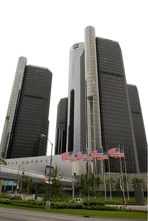 General Motors Files For Bankruptcy Protection