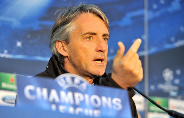 Roberto Mancini does not believe City's exit from the Champions League will derail their Premier League title defence