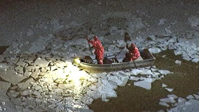 Body Pulled From Lake Where Ice Broke