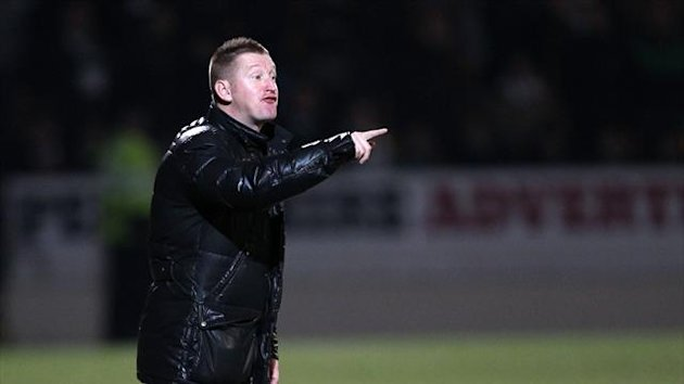 St Johnstone manager Steve Lomas was satisfied with a point