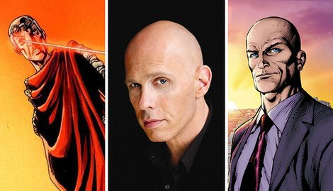 Will Jax-Ur or Lex Luthor make an appearance in 'Man of Steel'?
