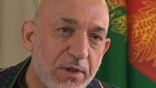 Karzai Confirms CIA Dropped Off Millions in Cash