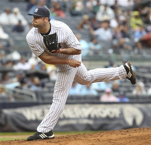 Joba shaky in return as Yanks rout O's, stop skid