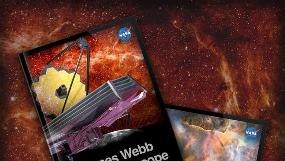 NASA Unveils E-books on Hubble, Webb Space Telescopes