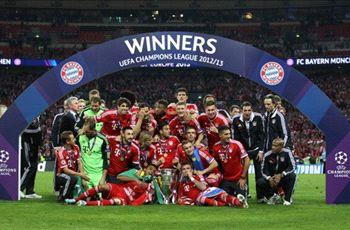 Do Real Madrid stand between Bayern Munich and successive Champions League titles?