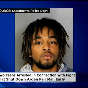 2 Teens Arrested In Fight That Closed Arden Fair Mall Early