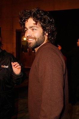 Adrian Grenier at the Hollywood premiere of Regent Releasing's The Hottie and the Nottie