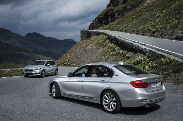 BMW to expand hybrid range at Frankfurt
