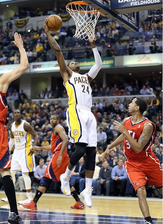 Atlanta Hawks v Indiana Pacers - Game Two