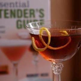 Learn the Foundational Cocktail Recipes - Trident Cocktail