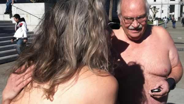 Nudists take SF ban to federal court