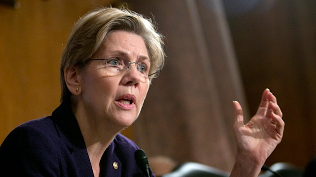 Elizabeth Warren Wants HSBC Bankers Jailed for Money Laundering (ABC News)