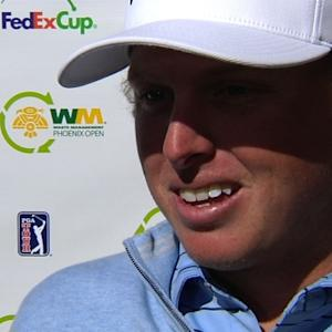 Jack Maguire talks about his ace at Waste Management