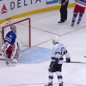 Kopitar's second goal of game