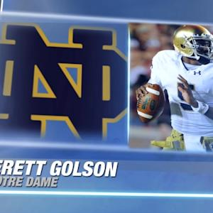 Best of Notre Dame's Everett Golson vs FSU