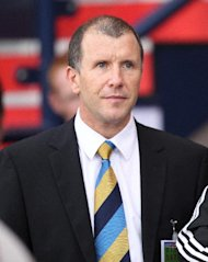 Stewart Regan's position at the SFA has been called into question
