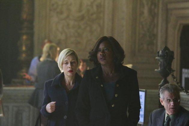 'How To Get Away With Murder's' Viola Davis On Marcia Gay Harden's Surprise Character