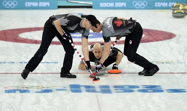 Canada's curlers seal hat-trick of men's titles