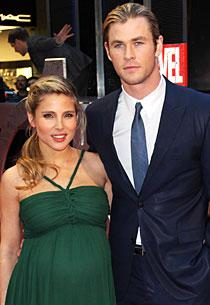 Chris Hemsworth and Elsa Pataky | Photo Credits: Dave Hogan/Getty Images