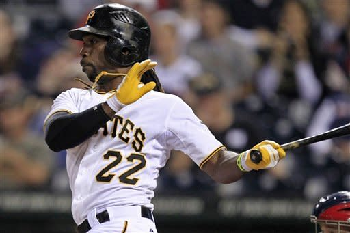 Correia, Pirates beat Braves 5-1
