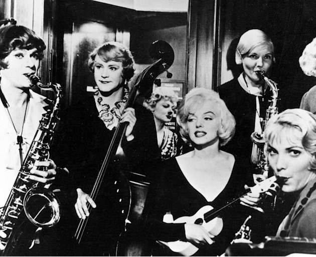 Michelle Williams 5 favorite Marilyn Movies 2011 Some Like it Hot