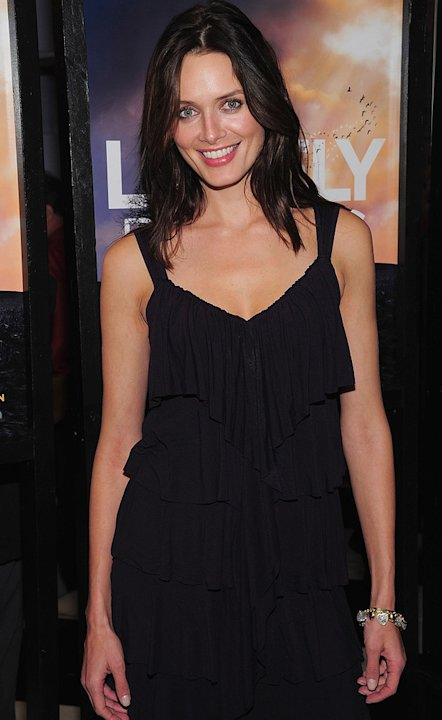 The Lovely Bones NY Premiere 2009 Daniella Van Graas
