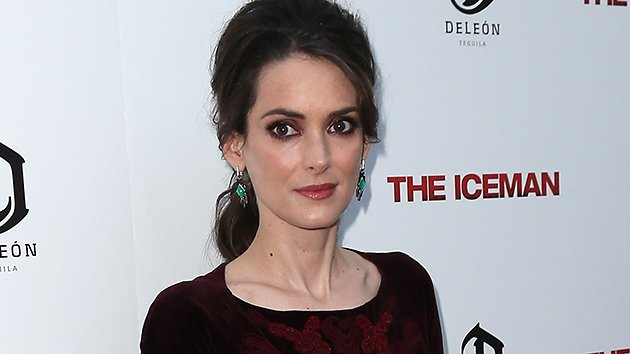 Winona Ryder at 'The Iceman' Premiere
