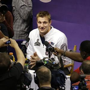 New England Patriots tight end Rob Gronkowski: 'I got respect for everyone on the Seahawks'