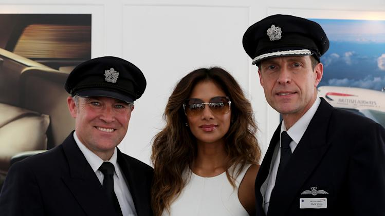 Taste Of Dubai - Nicole Scherzinger & British Airways