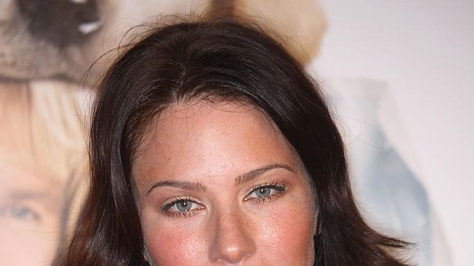 Marley and Me LA Premiere 2008 Lynn Collins