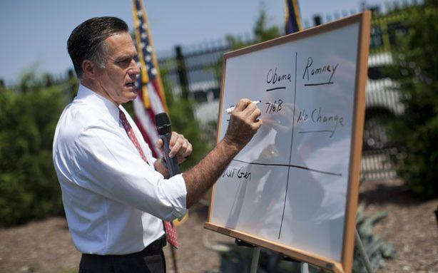 Democrats Are Now Pushing Mitt Romney's Tax Idea