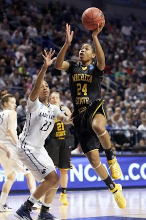Penn State rallies to hold off Wichita State 62-56