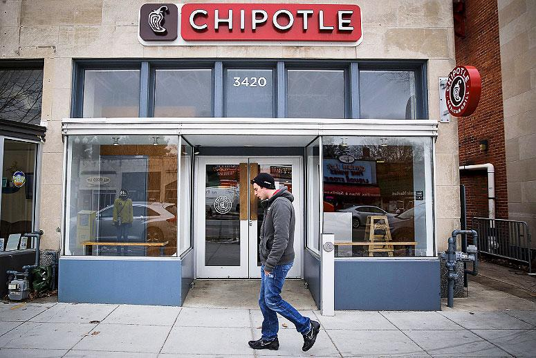 Can We All Finally Get Over Chipotle's Bad Case of Food Poisoning?