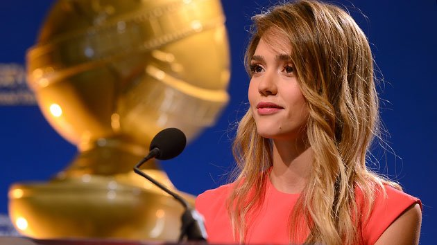 Jessica Alba announces Golden Globe nominations on Thursday