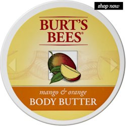Burt&amp;#39;s Bees Mango &amp;amp; Orange Body Butter