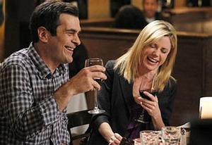 "Ty Burrell, Julie Bowen | Photo Credits: Peter ""Hopper"" Stone/ABC"