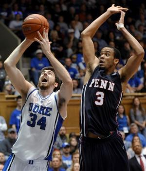 No. 7 Duke beats Penn 85-55