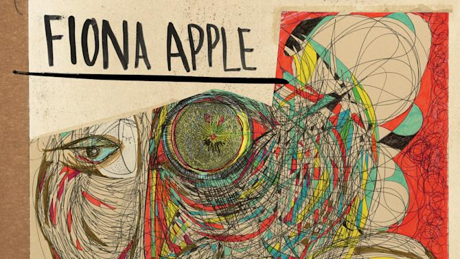 """This CD cover image released by Epic Records shows the latest release by Fiona Apple, """"The Idler Wheel Is Wiser Than The Driver of The Screw And Whipping Cords Will Serve You More Than Ropes Will Ever Do."""" (AP Photo/Epic Records)"""