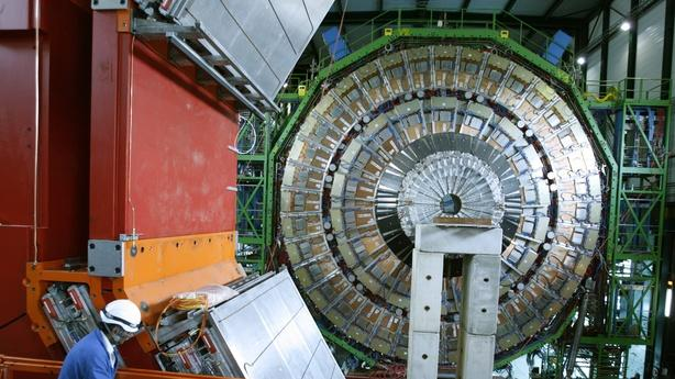 AP: There Is Proof Higgs Boson Exists