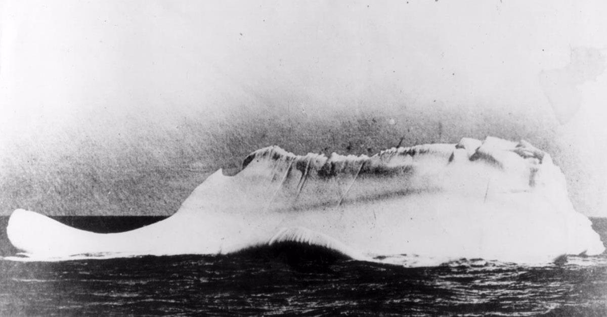 20 Image's Of The Titanic That'll Give You Chills