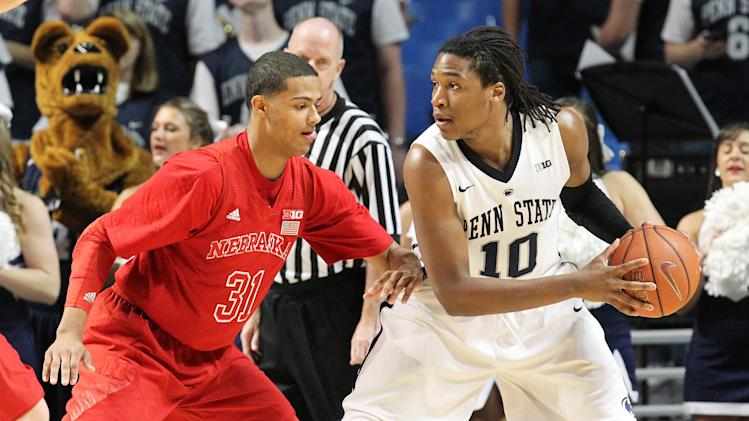 NCAA Basketball: Nebraska at Penn State