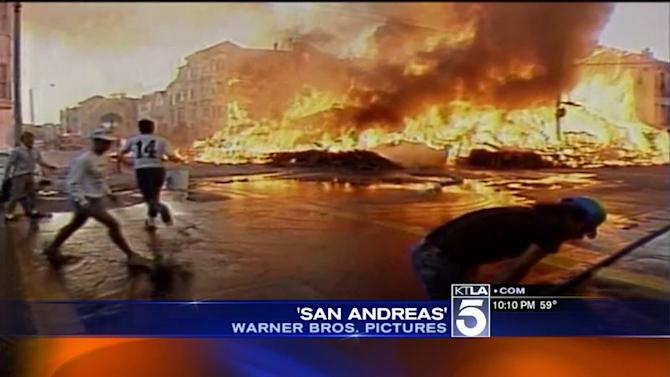 Separating Fact From Fiction in the Summer Blockbuster `San Andreas`